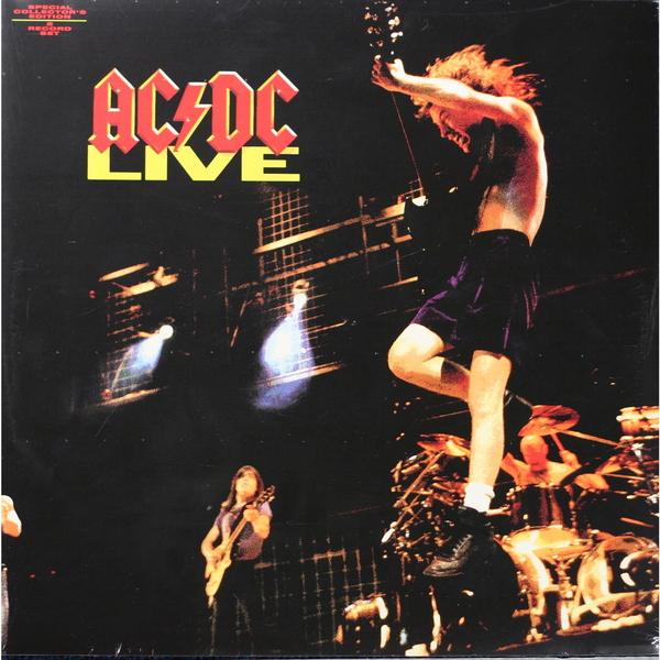 лучшая цена AC/DC AC/DC - Live (2 LP)