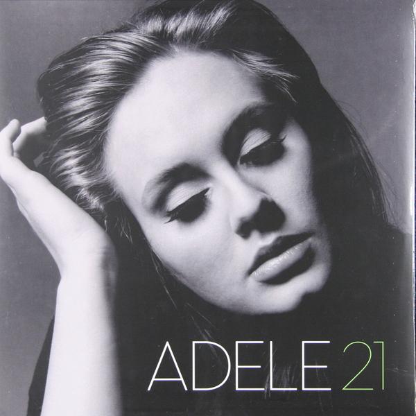 ADELE ADELE - 21 (уценённый Товар) adele adele 21