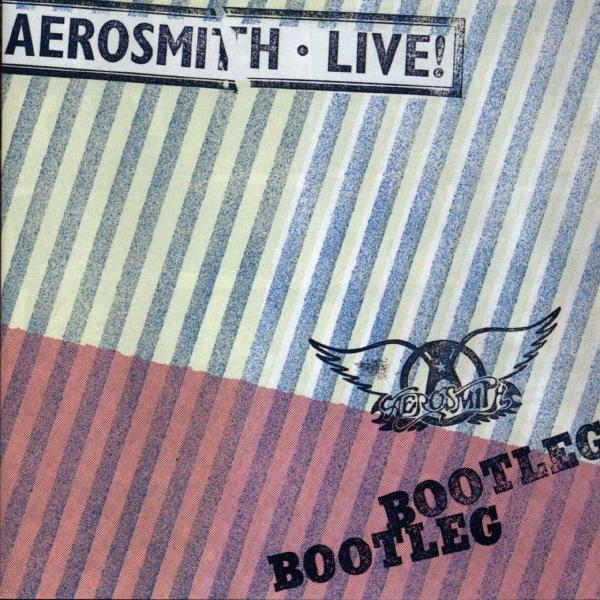Aerosmith Aerosmith - Live! Bootleg (2 LP) pantera far beyond bootleg live from donington