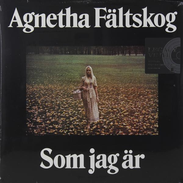 ABBA ABBAAgnetha Faltskog - Som Jag Ar (180 Gr) цена и фото