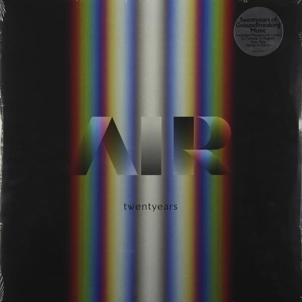 AIR - Twentyears (2 LP)