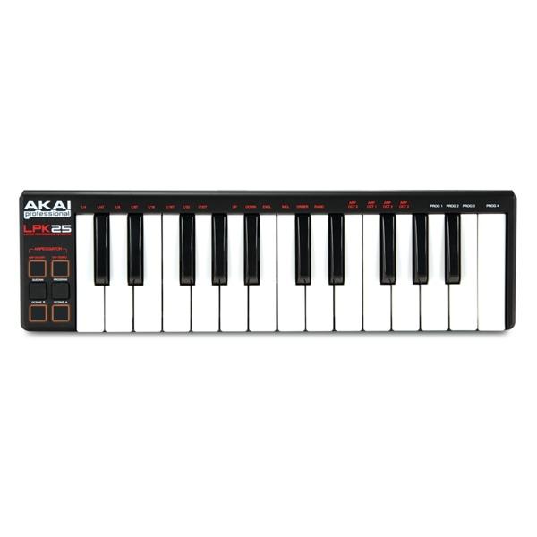 MIDI-клавиатура AKAI Professional LPK25