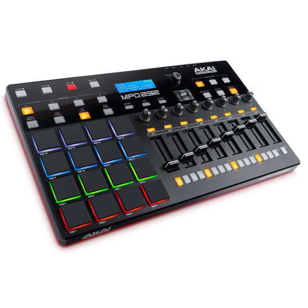 цена MIDI-контроллер AKAI Professional MPD232 онлайн в 2017 году