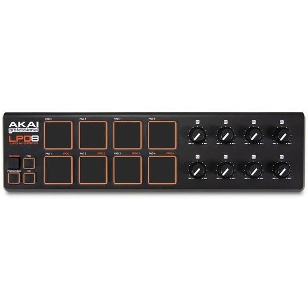 MIDI-контроллер AKAI Professional LPD8