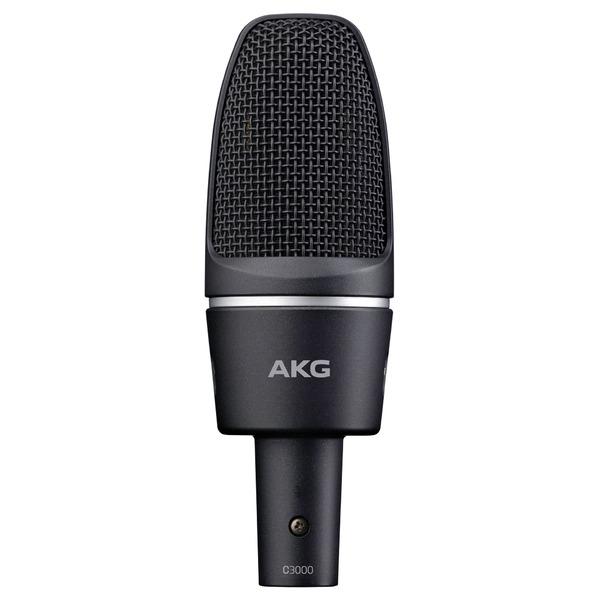 Студийный микрофон AKG C3000 цена