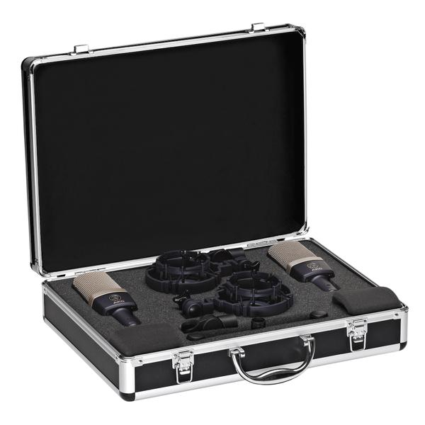 купить Студийный микрофон AKG C314 ST недорого