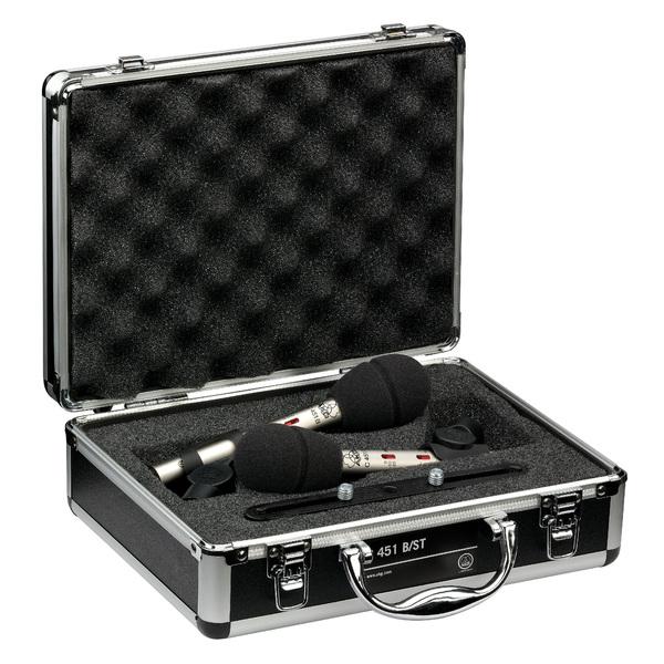 Инструментальный микрофон AKG C451B/ST фантомное питание для микрофонов akg b48