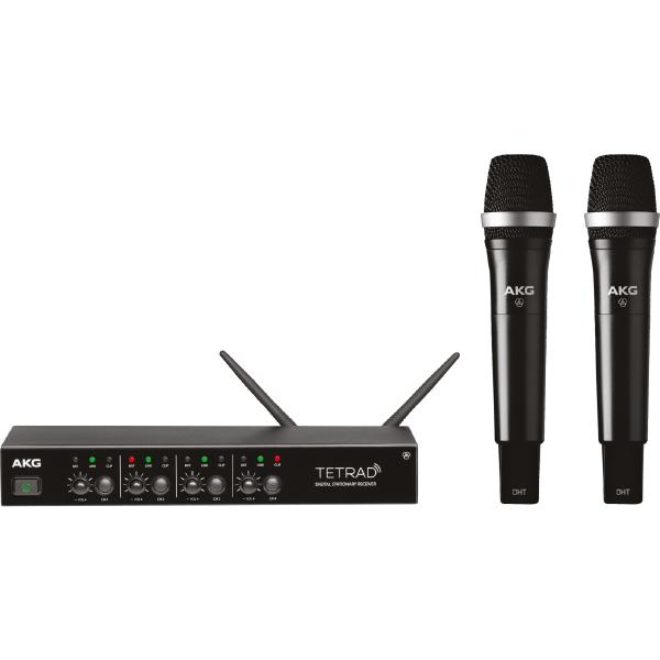 Радиосистема AKG DMS TETRAD VOCAL SET P5 4/2