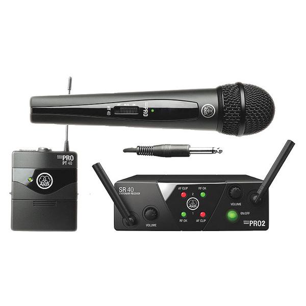 Радиосистема AKG WMS40 Mini2 Mix Set BD US45A/C
