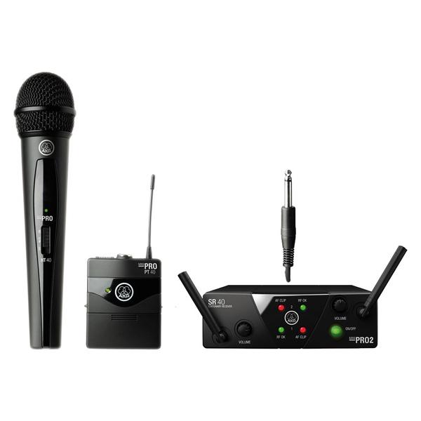 Радиосистема AKG WMS40 Mini2 Mix Set US25BD