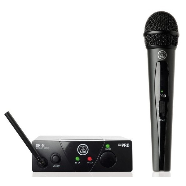 Радиосистема AKG WMS40 Mini Vocal Set Band US45C
