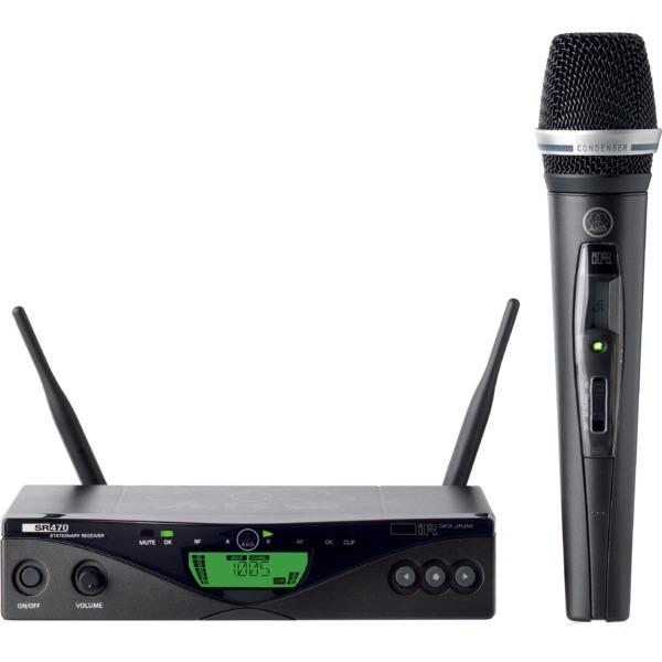 Радиосистема AKG WMS470 C5 Set BD8