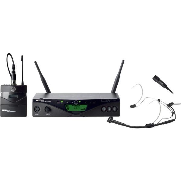 Радиосистема AKG WMS470 Pres Set BD7
