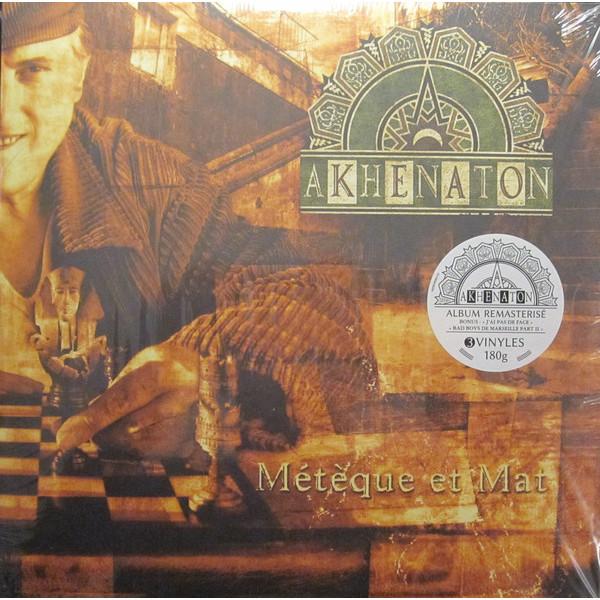 Akhenaton - Meteque Et Mat (2 Lp, 180 Gr)