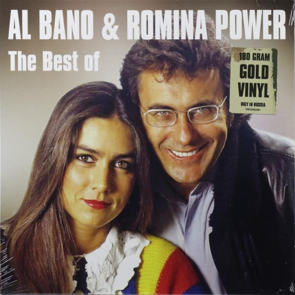 Al Bano Romina Power - The Best Of (180 Gr, Colour)