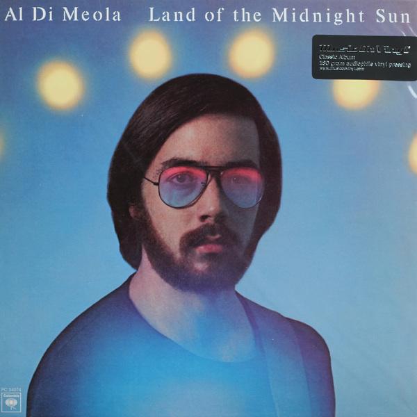 цена на Al Di Meola Al Di Meola - Land Of The Midnight Sun (180 Gr)
