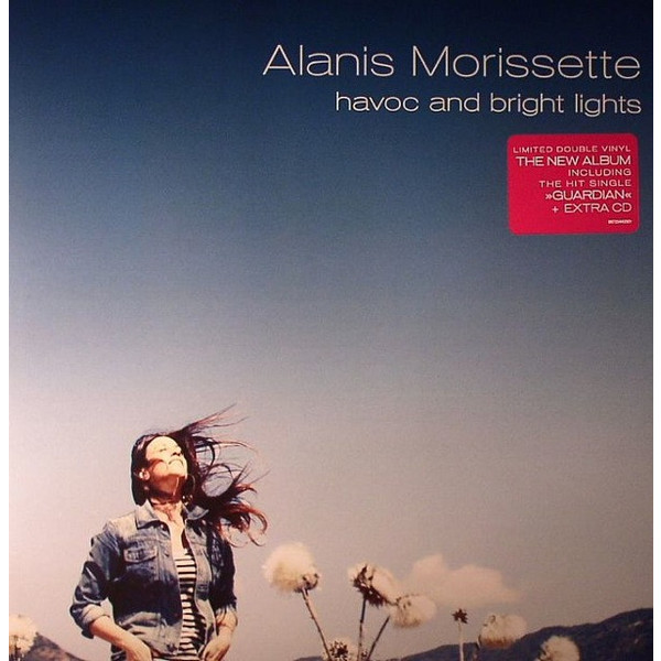 Alanis Morissette - Havoc And Bright Lights (2 Lp+cd)