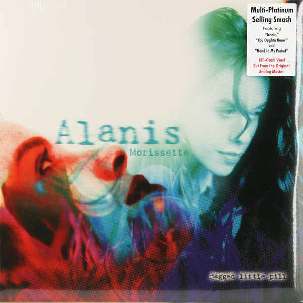 Alanis Morissette Alanis Morissette - Jagged Little Pill (180 Gr) jagged edge jagged edge baby makin project