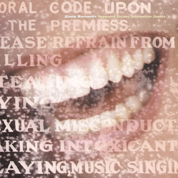 Alanis Morissette Alanis Morissette - Supposed Former Infatuation Junkie (2 Lp, 180 Gr) цена