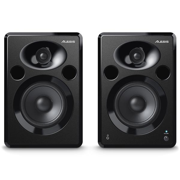 Мониторы для мультимедиа Alesis Elevate 5 MKII Black (уценённый товар)