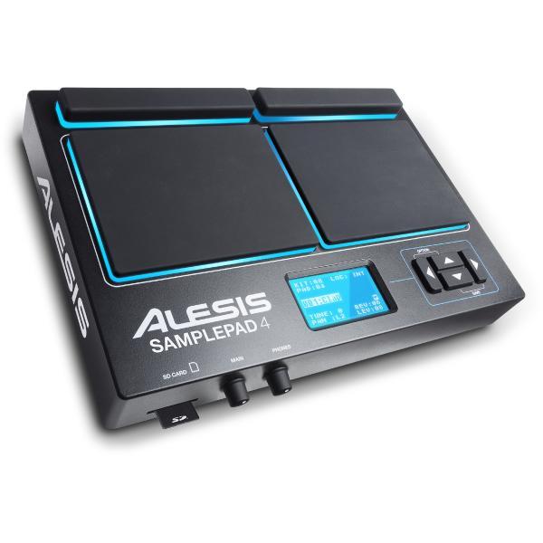 Электронные барабаны Alesis SamplePad 4 настольный барабан alesis samplepad pro