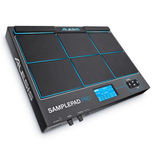Электронные барабаны Alesis SamplePad Pro настольный барабан alesis samplepad pro