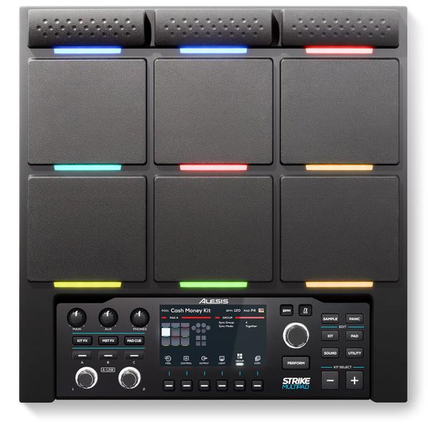 цена на Электронные барабаны Alesis Strike MultiPad