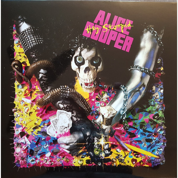 цена на Alice Cooper Alice Cooper - Hey Stoopid