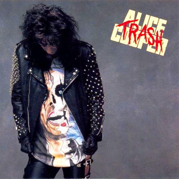 Alice Cooper Alice Cooper - Trash (180 Gr) alice in chains alice in chains mtv unplugged 2 lp 180 gr