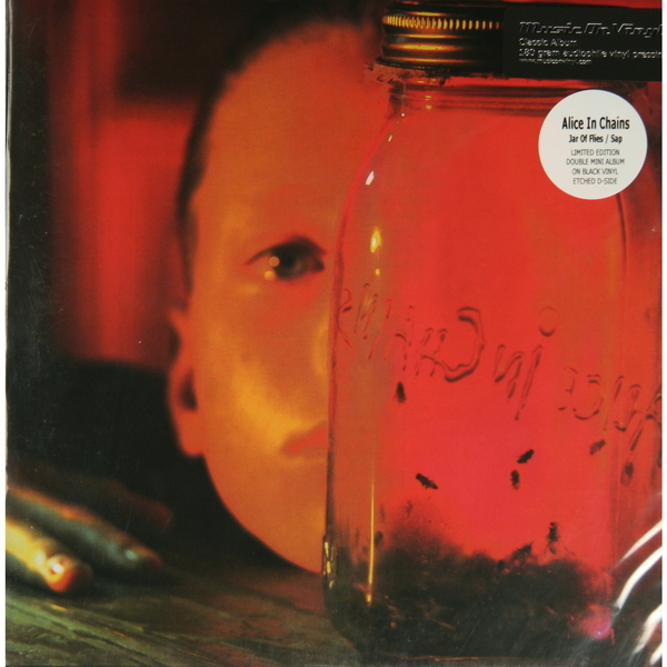 цена на Alice In Chains Alice In Chains - Jar Of Flies/sap (2 Lp, 180 Gr)