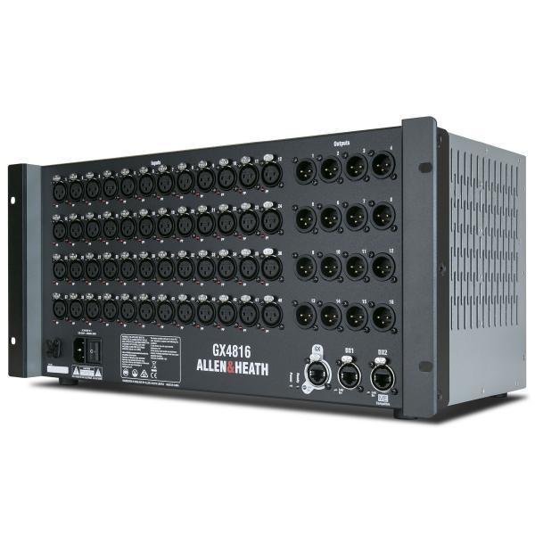 Модуль расширения Allen & Heath Стейдж-бокс GX4816 модуль расширения behringer стейдж бокс digital snake s16