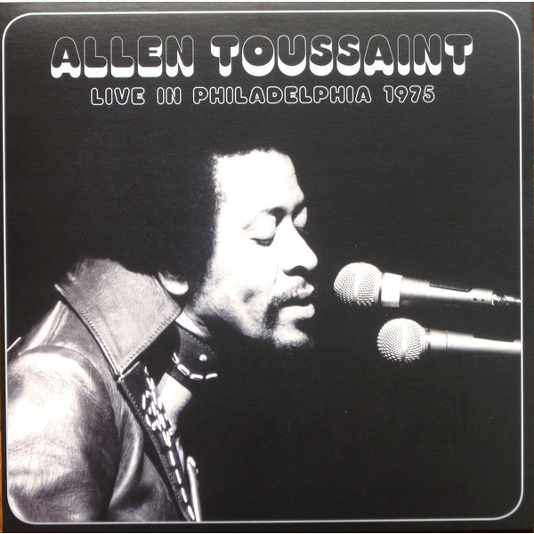 Allen Toussaint Allen Toussaint - Live In Philadelphia 1975 (180 Gr) david e allen gabrielle hatfield medicinal plants in folk tradition