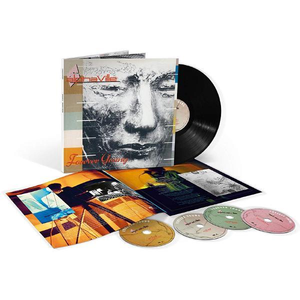 Alphaville Alphaville - Forever Young (deluxe Edition) цена