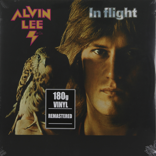 Alvin Lee - In Flight (2lp, 180 Gr)