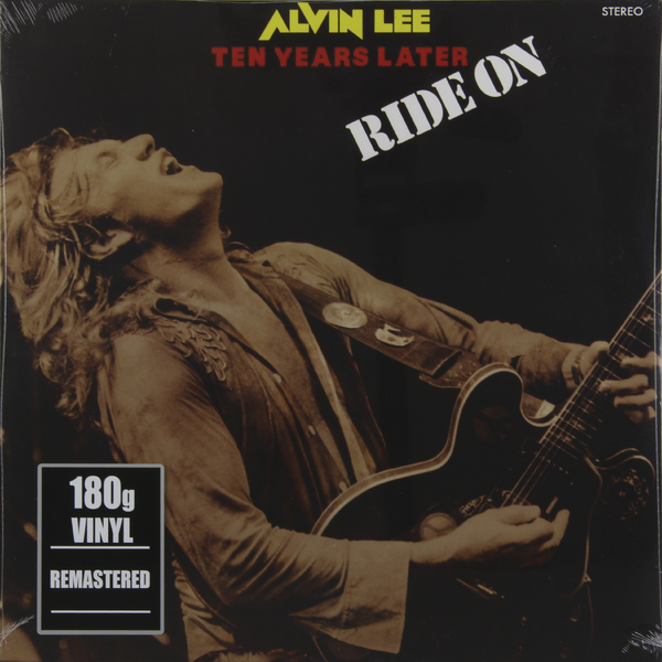 Alvin Lee Ten Years La - Ride On (180 Gr)