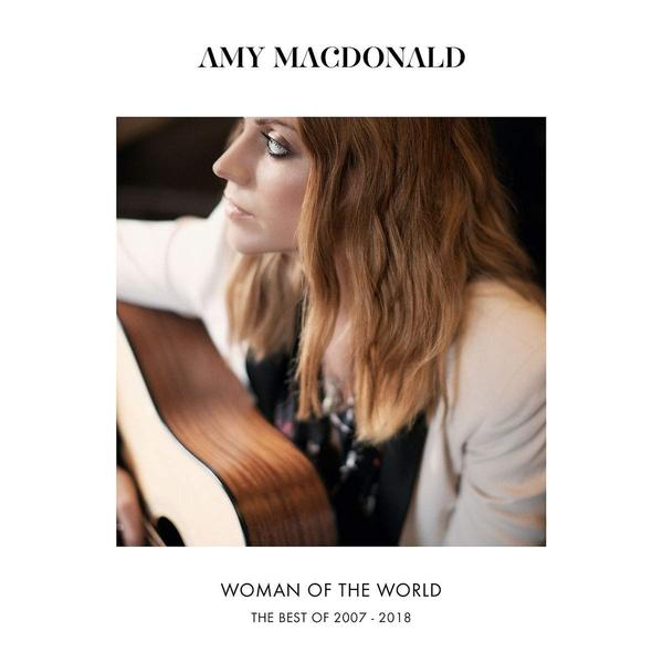 лучшая цена Amy Macdonald Amy Macdonald - Woman Of The World (2 LP)