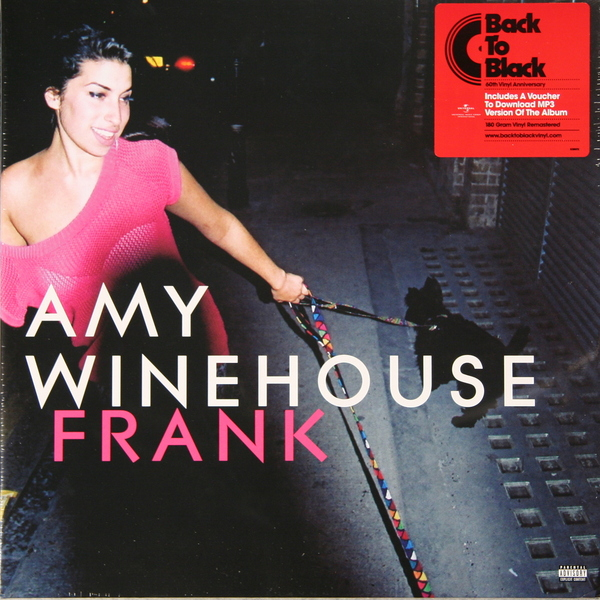 все цены на Amy Winehouse Amy Winehouse - Frank (180 Gr) онлайн