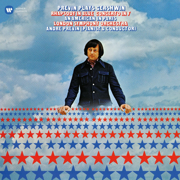 Andre Previn Andre Previn - Gershwin: Rhapsody In Blue, An American In Paris, Concerto (2 LP) c graupner concerto for 2 flutes in d major gwv 316