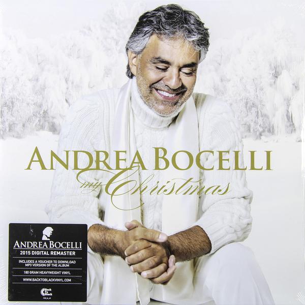 цена на Andrea Bocelli Andrea Bocelli - My Christmas (2 Lp, 180 Gr)