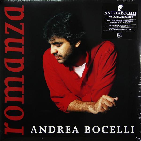 цена на Andrea Bocelli Andrea Bocelli - Romanza (2 LP)