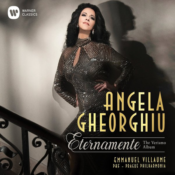 Фото - Angela Gheorghiu Angela Gheorghiu - Eternamente - The Verismo Album angela carter verine kamber