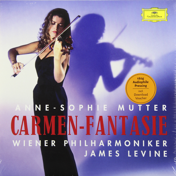 Anne-sophie Mutter Anne-sophie Mutter - Carmen-fantasie цена