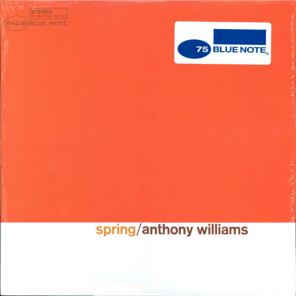 Anthony Williams Anthony Williams - Spring anthony p esrever doom