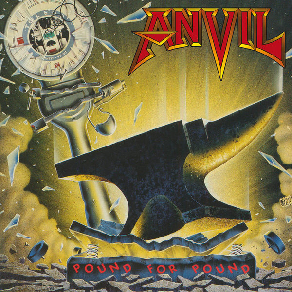 ANVIL - Pound For