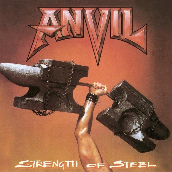 ANVIL - Strenght Of Steel