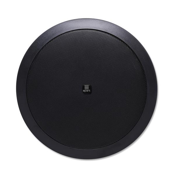 лучшая цена Встраиваемая акустика трансформаторная APart CM6T Black