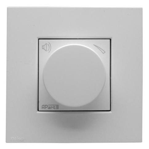 Панель управления APart N-VOL10K White