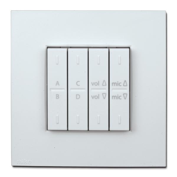 Панель управления APart PM1122W-W