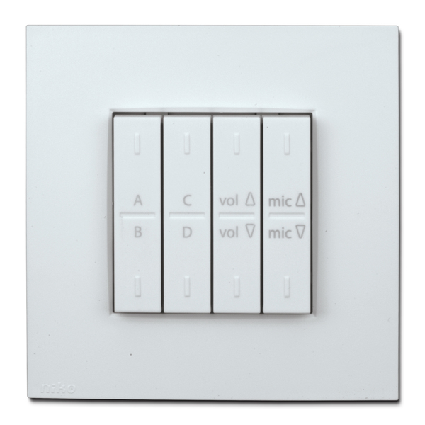Панель управления APart PM1122W-W apart cmar8t w white