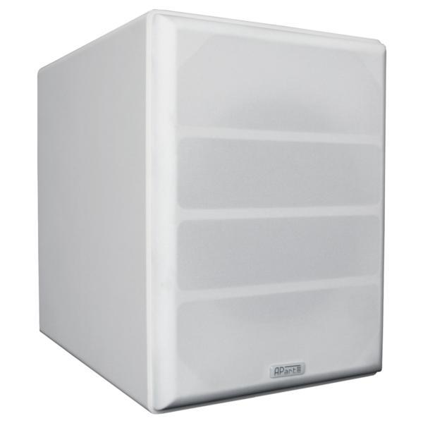 Активный сабвуфер APart Apart SUBA165 White apart cmar8t w white